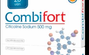 Combifort hỗ trợ điều trị suy giảm trí nhớ, giảm triệu trứng thiểu năng tuần hoàn não