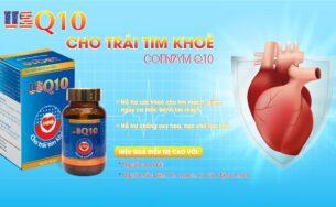 USQ10 – Hỗ trợ sức khỏe cho tim mạch