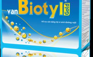 Van Biotyl – Tiêu hóa tốt, đường ruột khỏe