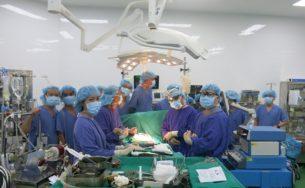 Việt Nam chinh phục hai ca ghép tạng đặc biệt