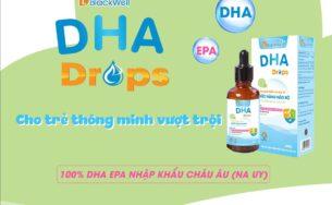 Dr.BlackWell DHA Drops